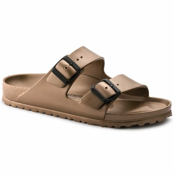 Birkenstock Arizona Eva Bayan Terlik - Copper