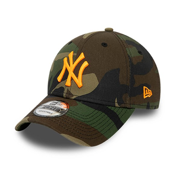New Era Şapka - Camo Essential 9FORTY New York Yankees Wdc