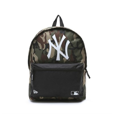 New Era Çanta - MLB Pack New York Yankees Wdc/Blk Osfa