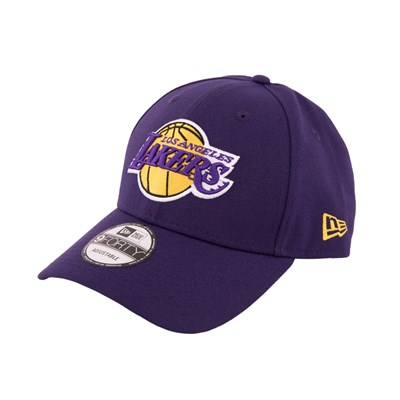 New Era Şapka - 9FORTY Vs Los Angeles Lakers Purple