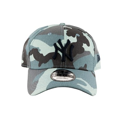 New Era Şapka - Camo Essential Trucker Los Angeles Dodgers Skc