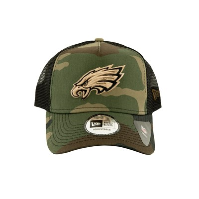 New Era Şapka - Camo Essential Trucker Philadelphia Eagles Wdc
