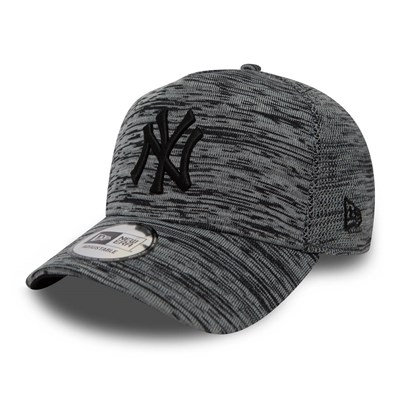 New Era Şapka - Engineered Fit A Frame New York Yankees Gray/Black