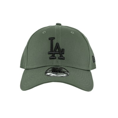 New Era Şapka - League Essential 39THIRTY Los Angeles Dodgers New Olive/Black