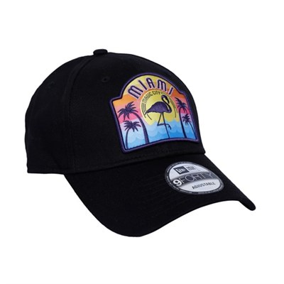 New Era Şapka - USA Miami Magic City Patch 9FORTY