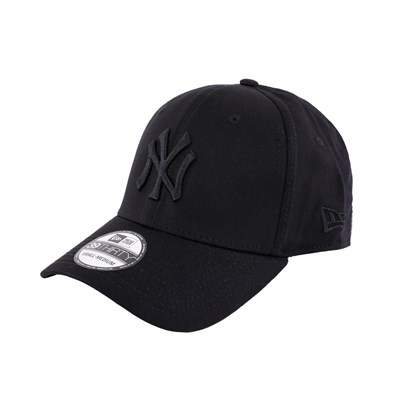 New Era Şapka  39THIRTY League Basic New York Yankees Black Black