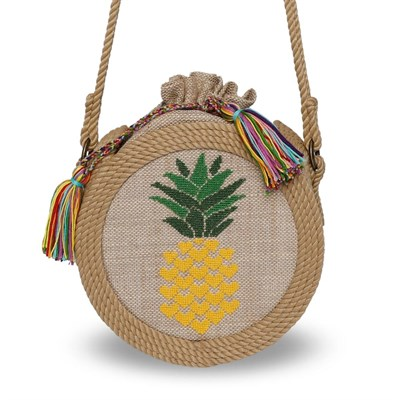 Nomadic Republic Halat Çanta - Pineapple